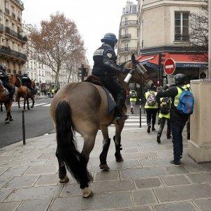 Armilles grogues París 20181208 2 (Efe)