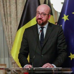 Primer ministre belga Charles Michel - Efe