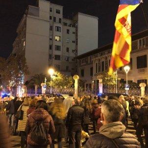 manifestacio delegacio del govern espanyol barcelona @CDR CascAntic