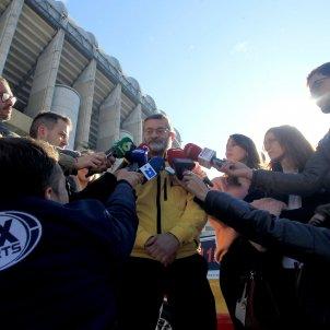Samur Santiago Bernabéu River Boca Libertadores EFE