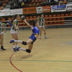 Handbol Associació Lleidetana OAR Gràcia Foto Associació Lleidatana