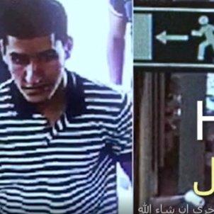 Vídeo amenza terrorista yihadista barcelona