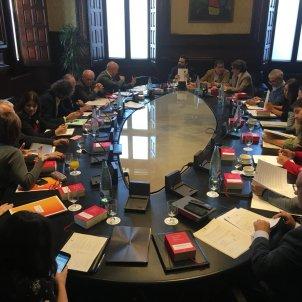 Junta portaveus Parlament   Carlota Camps