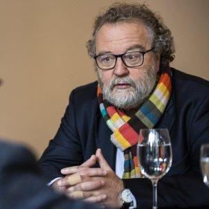 John Carlin Periodista escriptor - Sergi Alcazar