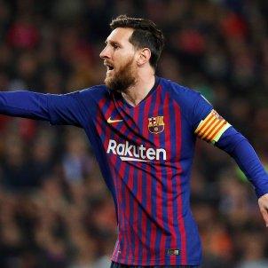 Messi Barça Tottenham Champions EFE