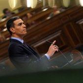Pedro sanchez Congres dels Diputats Catalunya Efe