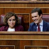Dolors Montserrat Pablo Casado Congreso Efe
