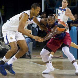 Barça Madrid basquet eurolliga palau blaugrana EFE
