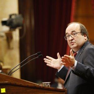 Miquel Iceta PSC -  Sergi Alcàzar