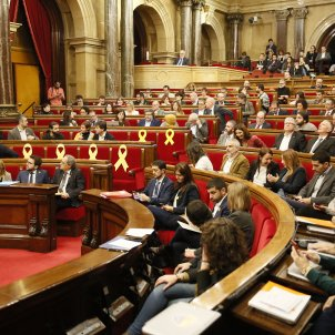 Hemicicle Parlament - Sergi Alcàzar