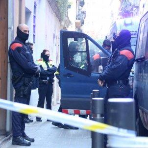 Barcelona drogas narcopisos Poble Sec ACN
