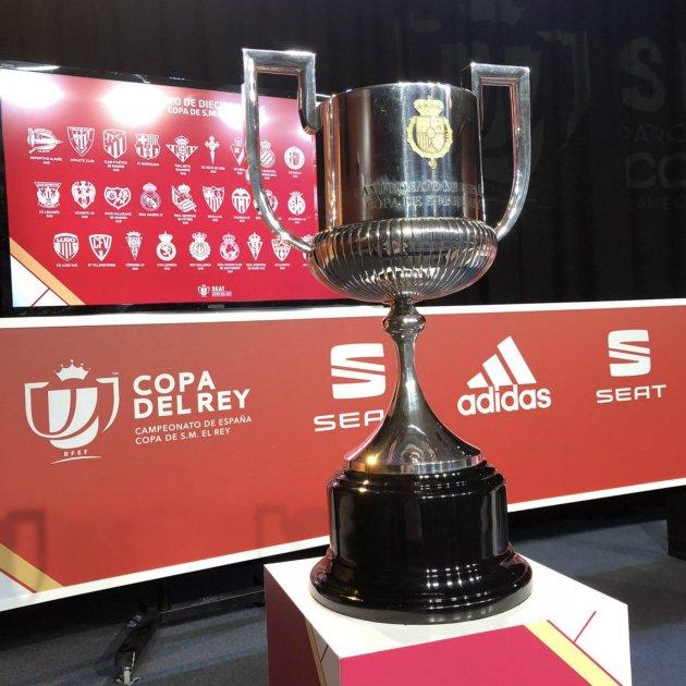 DIRECTO   Sorteo de los cuartos de final de la Copa del Rey