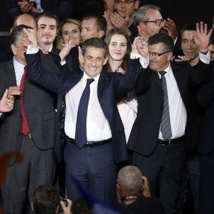 Sarkozy - EFE