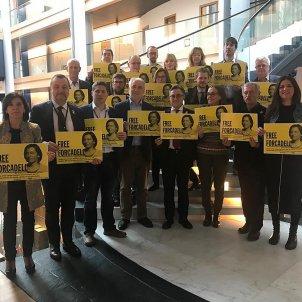 eurodiputats campanya free carme forcadell @EUCat_Dialogue