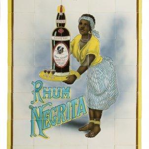 Rhum negrita ceràmica boom publicitat Museu Disseny
