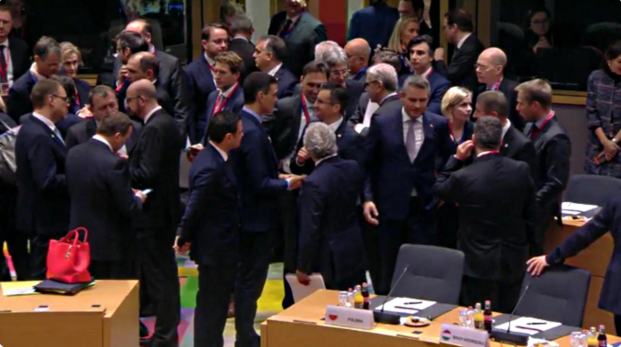 Pedro Sánchez primer ministre Eslovènia @jordbaro