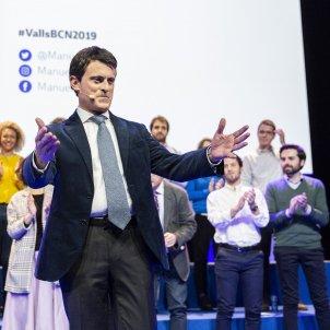 Manuel Valls Inici campanya - Sergi Alcazar
