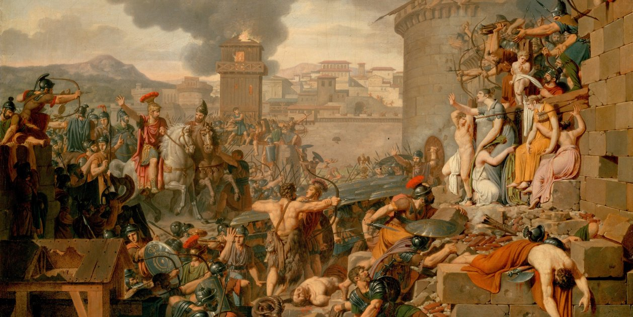 Metel Aixecant El Setge De Centobrica (Armand Charles Caraffe, 1805)