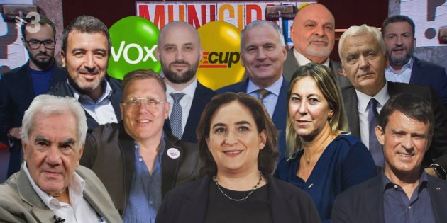 candidatos bcn TV3