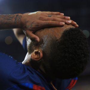 Neymar Barça Màlaga decepció Efe