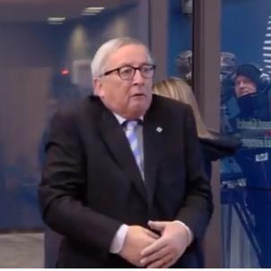 Juncker @jeremyaudouard