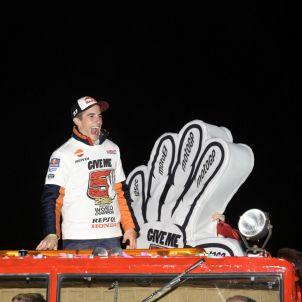 Marc Márquez titol Honda EFE