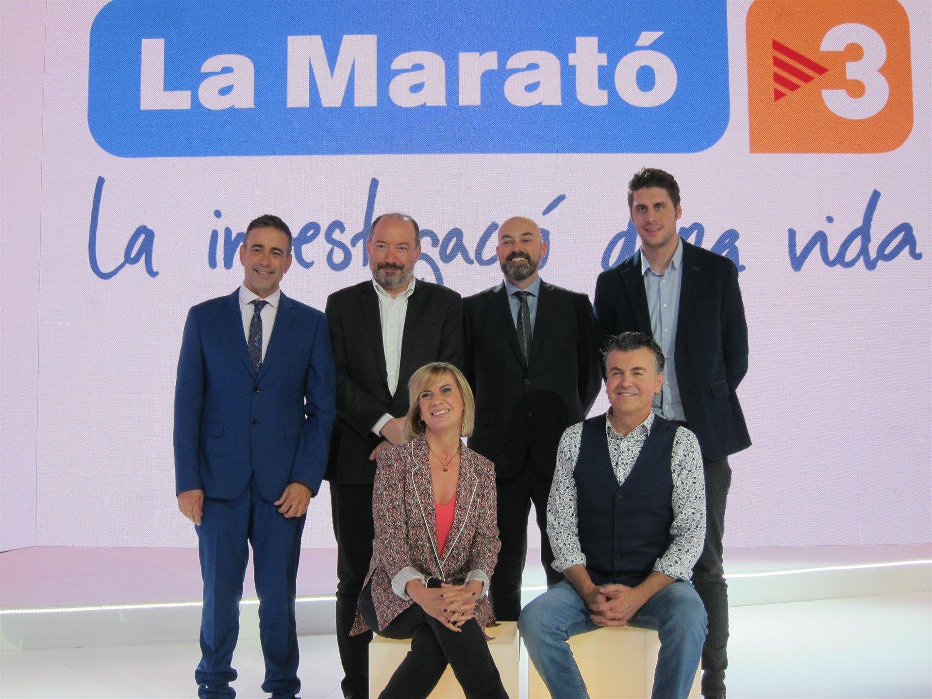 Investigació del càncer TV3 La Marató EP