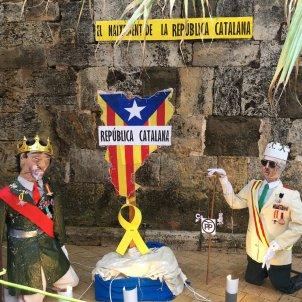 Neixament República Catalana CDR Besalú