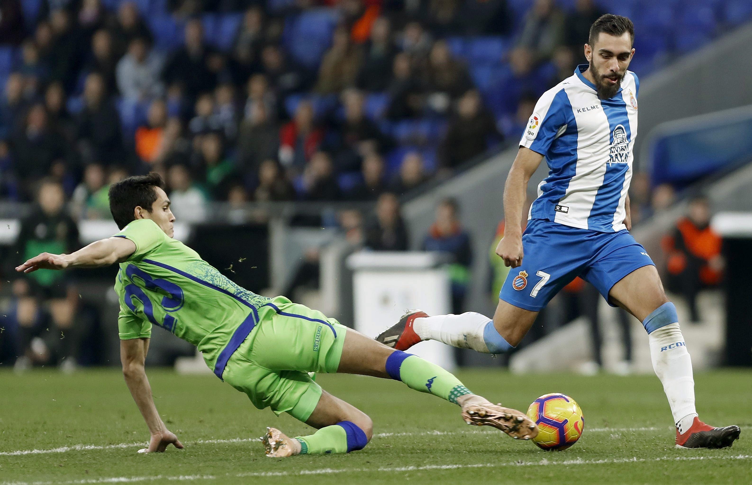 Borja Iglesias Mandi Espanyol Betis EFE