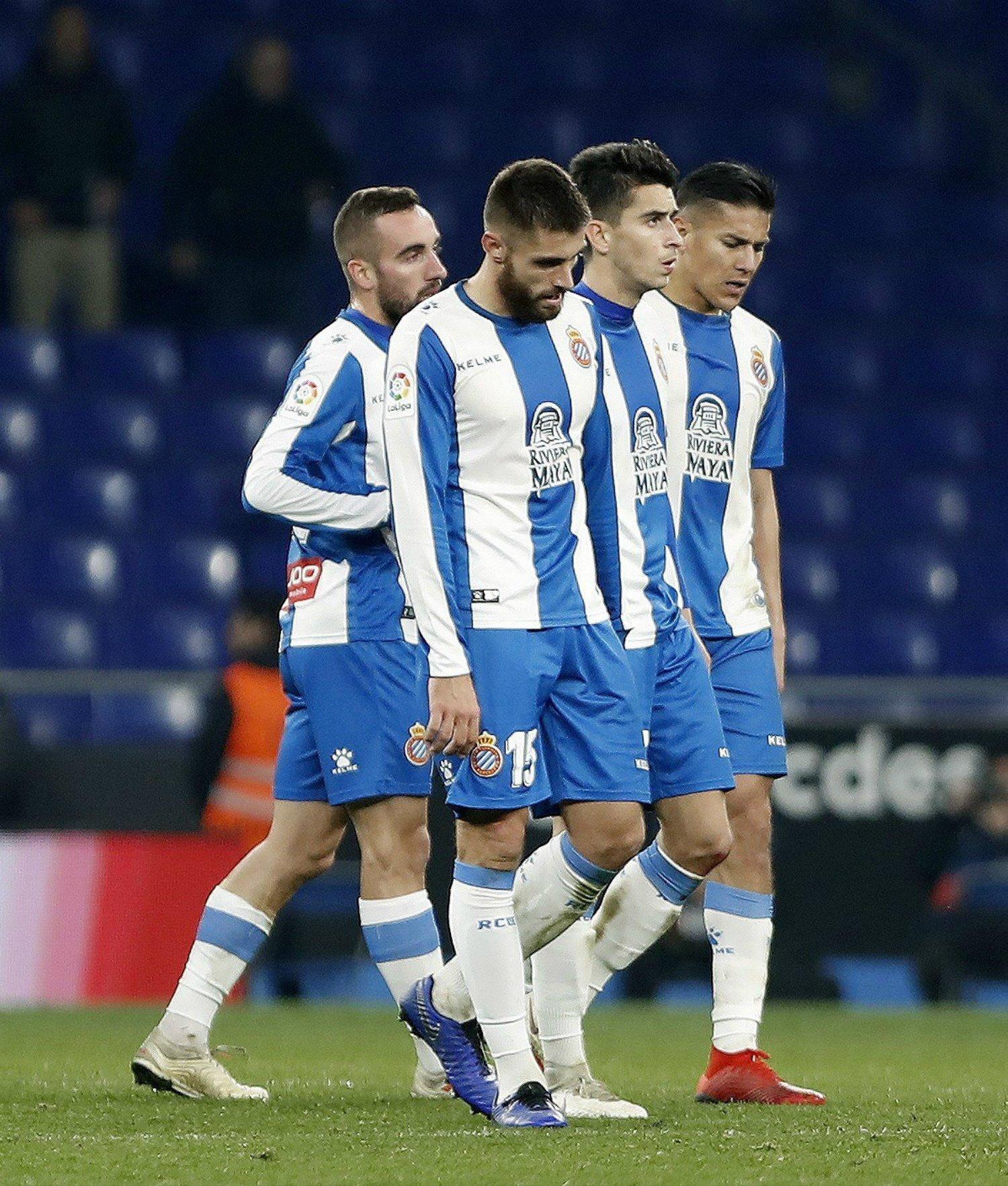 David Lopez Roca Duarte Darder Espanyol Betis EFE