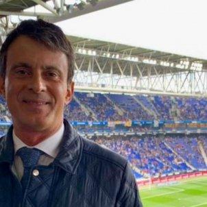 Manuel Valls Espanyol RCDE Stadium @manuelvalls