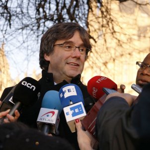 Puigdemont Londres ACN