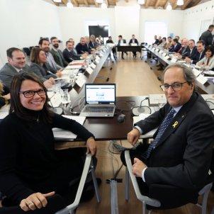 Laura Foraster Quim Torra Alfred Bosch Diplocat ACN