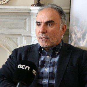 L'opositor kurd Eyyup Doru ACN