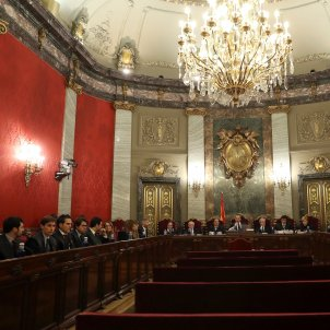 vista general sala Tribunal Suprem cas 1 O EFE