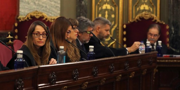 advocats defenses cas 1 O Tribunal Suprem Pina, Eynde, Roig, Arderiu, Jané Tribunal Suprem Efe