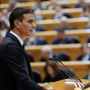 Pedro Sánchez Senat Efe