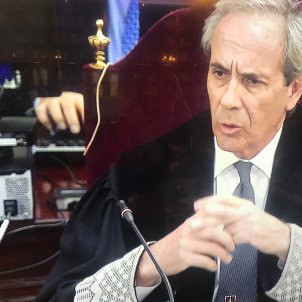 Fiscal Jaime Moreno Tribunal Suprem - GL