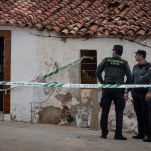 Assassinat Laura Luelmo Guardia Civil - Efe