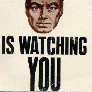 big brother is watching you / Flickr