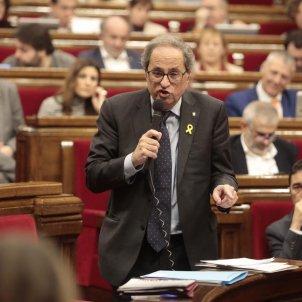 Quim Torra sessió control al Govern - Víctor Serri