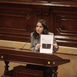 Inés Arrimadas Ciutadans - Víctor Serri