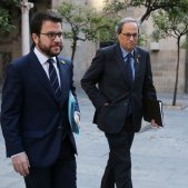 Aragonès Torra consell executiu 20 12 18 Jordi  Bedmar