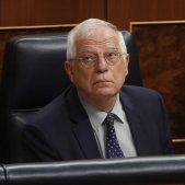 Borrell intenta tombar per terra el viatge de Torra als EUA (i el deixen en evidència)