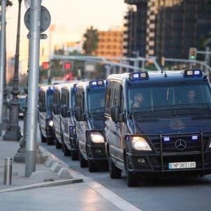 ELNACIONAL Dispositiu policial reunió Torra-Sánchez - Sergi Alcàzar