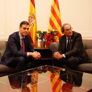 Reunio Sánchez Torra pedrables - sergi alcazar