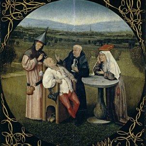 Cura de la follia (Hyeronimus Bosch, ca 1494) bx