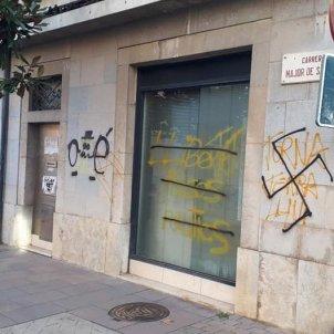 Façana ajuntament Sarrià de Ter contra Torra ACN