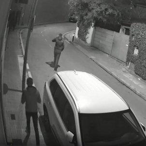 Màfia albanesa robatoris domicilis
