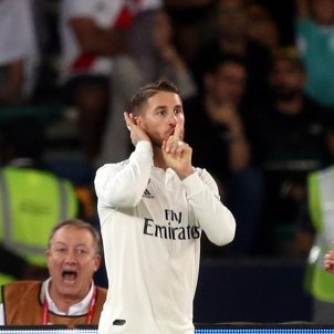 Ramos Ceballos Real Madrid Al Ain Mundial Clubs EFE